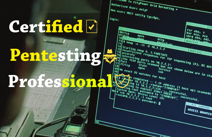 AbnerSecurity Certified Pentesting Professional [Learn in-depth from scratch + 2 month internship]